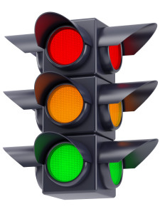 the traffic lights on white background, Gary Ryan, Yes For Success, life plan, plan for success, life balance